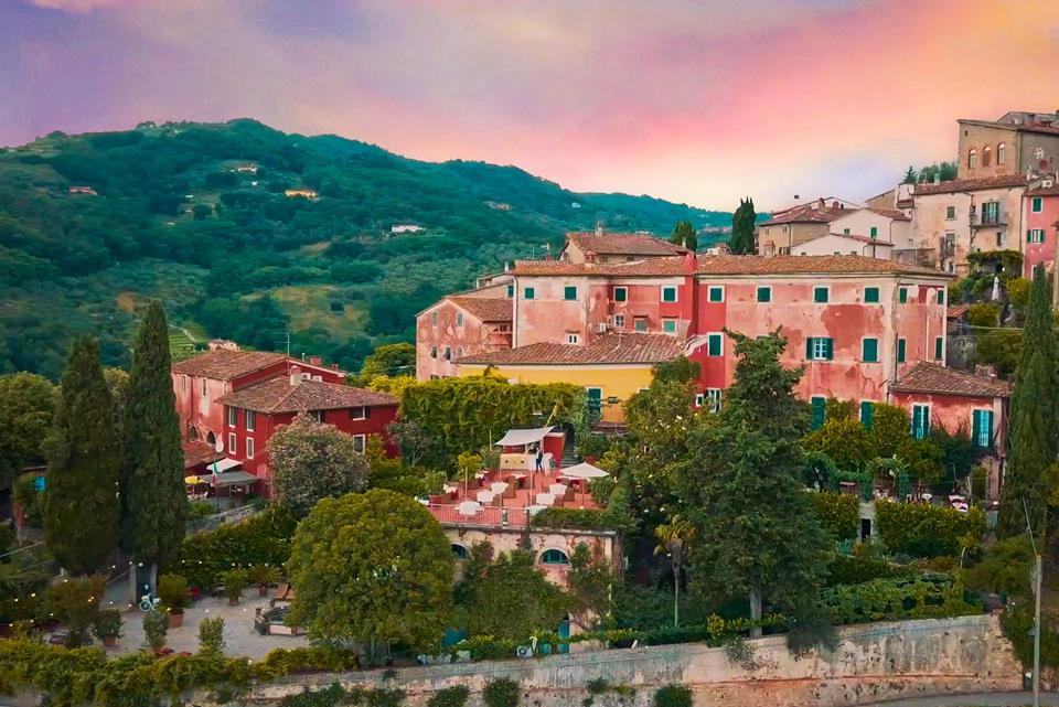 Villa in Tuscany Italy Destination Weddings