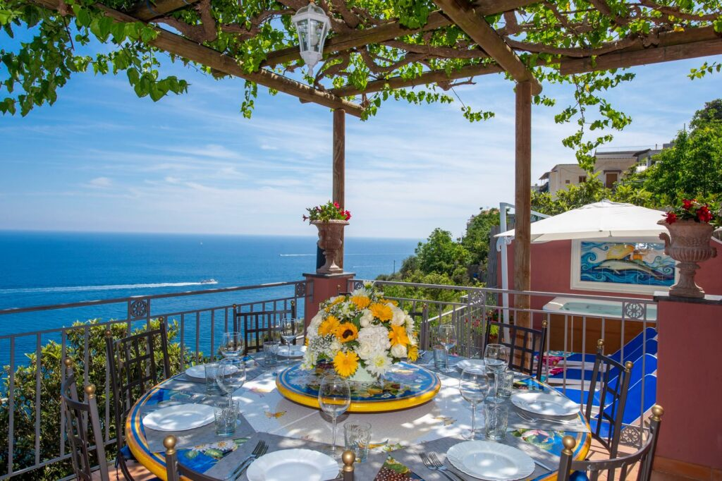 A Palace on the Amalfi Coast - Italy Destination Weddings